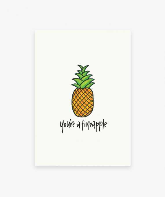 you´re fineapple